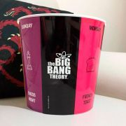 Balde de Pipoca Oficial The Big Bang Theory 5 litros
