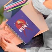 Caderno Britney