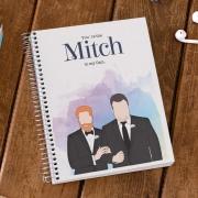 Caderno Cam Mitch
