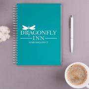 Caderno de Anotações Dragonfly