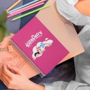 Caderno Katy Perry