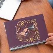 Caderno de Anotações Outlander