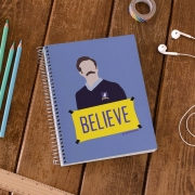Caderno Ted Lasso