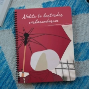 Caderno The Handmaids Tale