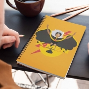 Caderno X-Man