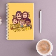 Caderno de Anotações This Is Us