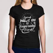 Camiseta Aprendi Ingles