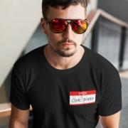 Camiseta Clive Bixby