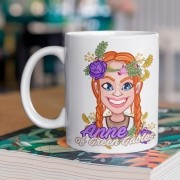 Caneca Anne Of Green Gables
