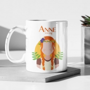Caneca Anne With aN E