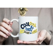 Caneca cool cool cool no doubt