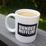 Caneca Dunder Mifflin Paper Company  The Office