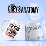 Caneca Greys Anatomy