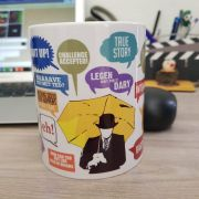 Caneca How I Met Your Mother Referencias