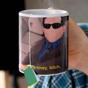 Caneca Its Britney Bitch