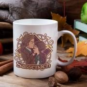 Caneca Outlander Sassenach