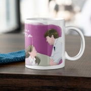 Caneca Pam Loves Jim The Office