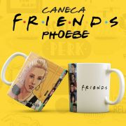 Caneca Série Friends Phoebe