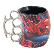 Caneca Soco Inglês Homem Aranha Oficial Marvel