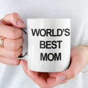 Caneca World's Best MOM