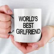 Caneca World's Girlfriend