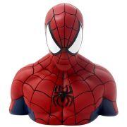 Cofre Cofrinho Busto Spider Man