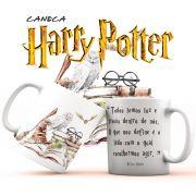 Caneca Harry Potter Referencias