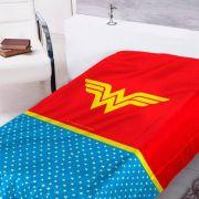 Edredom de Solteiro Mulher Maravilha Wonder Woman