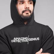 Moletom Amazing Detective Genius