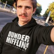 Moletom Dunder Mifflin