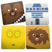 Porta Copos Star Wars