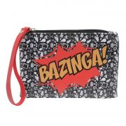 Porta Moedas Necessaire Bazinga The big Bang Theory