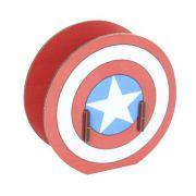 Porta Treco Capitão América Licenciado Marvel