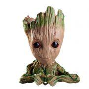 Porta Treco Vaso de Planta  Baby Groot Guardiões da Galáxia