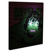Quadro com led Hulk