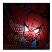 Quadro LED Homem Aranha 40X40cm Canvas