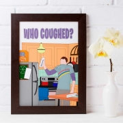 Quadro Who Coughed