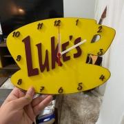 Relógio de Parede Lukes