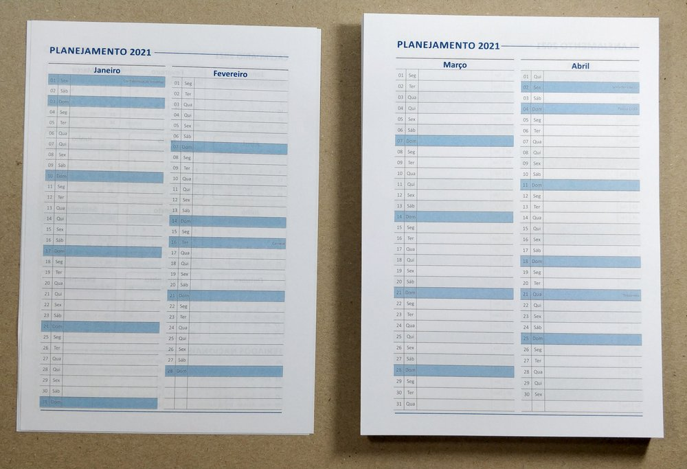 Agenda Personalizada 2021 Greys Anatomy