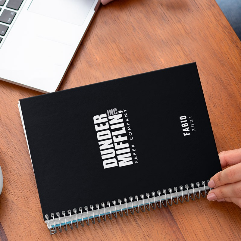 Agenda Personalizada 2021 The Office