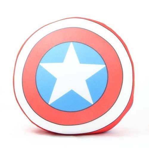 Almofada Escudo Capitão América Avengers