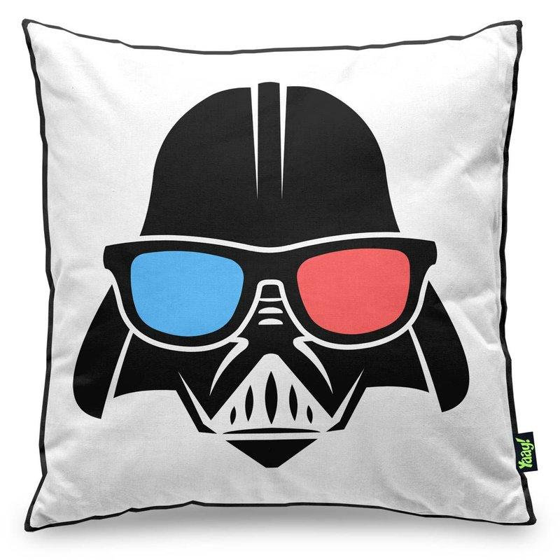 Almofada lado geek da força Star Wars