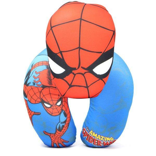 Almofada pescoço 2 em 1 homem aranha