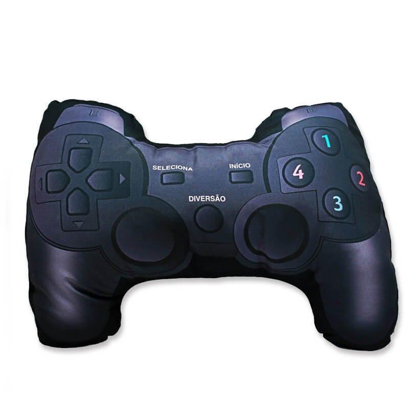 Almofada Viagem Controle Video Game