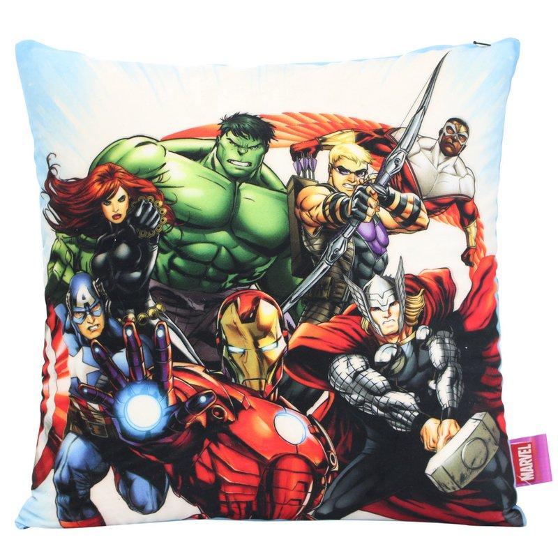 Almofada Vingadores Oficial Marvel