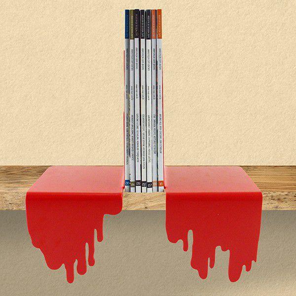 Aparador Porta Livro Sangue