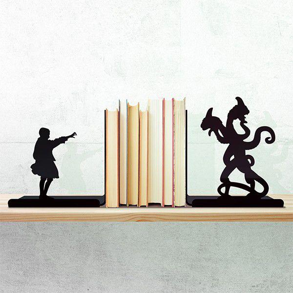 Aparador Porta Livro Stranger Things Eleven