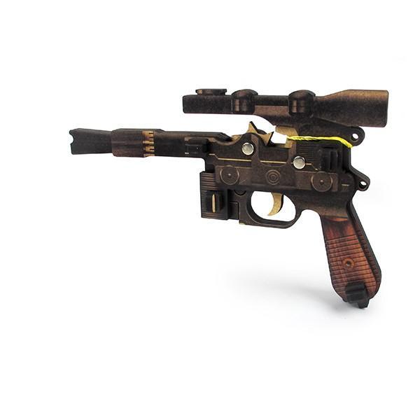 Arminha Pistola De Elástico Montável HS Blaster