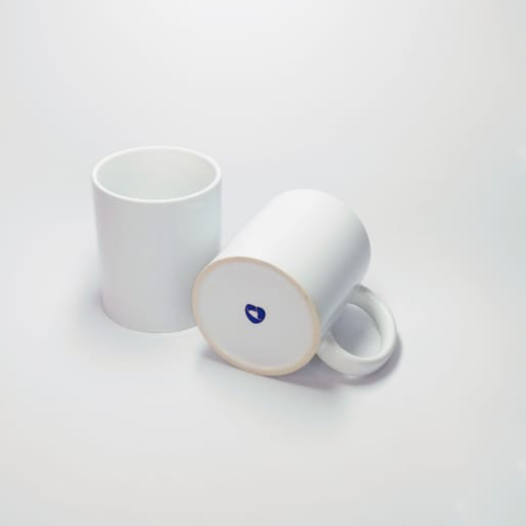 Atacado - Caneca de Cerâmica Branca Classe AAA - PREMIUM Importada - Metalnox - 36 Unidade Sublimação