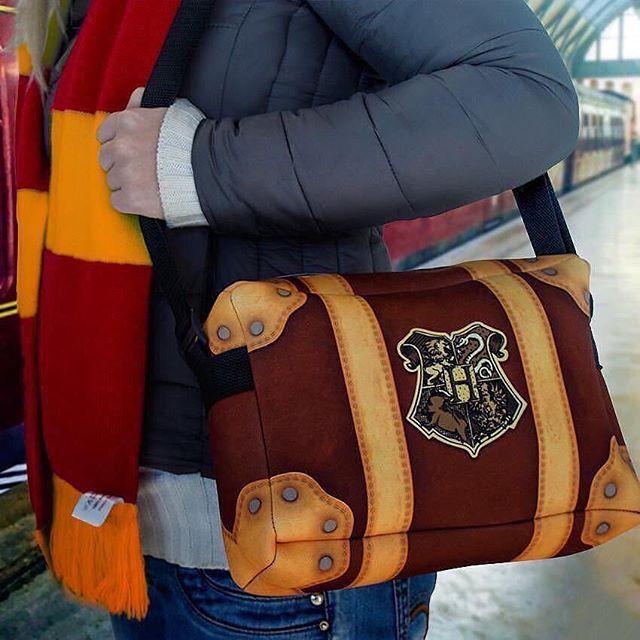 Bolsa Harry Potter Mala Escola de Magia Hogwarts Multiuso
